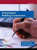 Estimating in Building Construction af Steven Peterson
