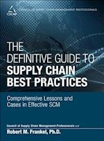 The Definitive Guide to Supply Chain Best Practices (Council of Supply Chain Management Professionals)