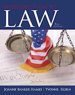 Introduction to Law af Joanne Banker Hames
