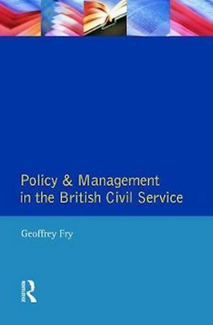 Policy & Management British Civil Servic