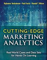 Cutting-Edge Marketing Analytics (Ft Press Analytics)