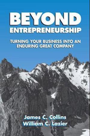 Bog, paperback Beyond Entrepreneurship af James C Collins
