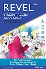 Public Speaking Revel Access Code af Steven A. Beebe