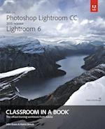 Adobe Photoshop Lightroom CC / Lightroom 6 Classroom in a Book af John Evans