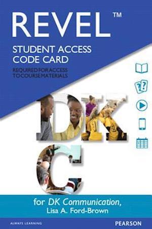 Bog, hardback DK Communication Revel Access Code af Lisa A. Ford-Brown