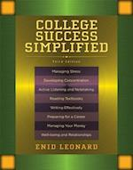 College Success Simplified Plus New Mylab Student Success -- Access Card Package