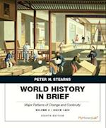 World History in Brief af Peter N. Stearns