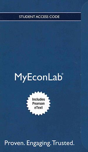Bog, hardback MyEconLab Access Code for Principles of Microeconomics af Karl E. Case