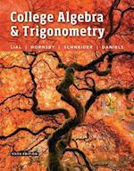 College Algebra and Trigonometry af Margaret L. Lial