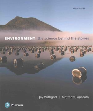 Bog, paperback Environment af Jay Withgott