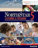 Northstar Listening and Speaking 5 with Interactive Student Book Access Code and Myenglishlab