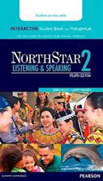 Northstar Listening & Speaking 2 Interactive Student Book with Myenglishlab (Access Code Card)