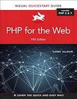 PHP for the Web (Visual QuickStart Guides)