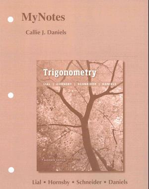 Bog, hardback Trigonometry Mynotes af Callie Daniels