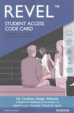 Compose, Design, Advocate Revel Access Card