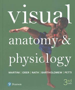 Bog, hardback Visual Anatomy & Physiology af Frederic H. Martini