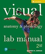 Visual Anatomy & Physiology Lab Manual, Cat Version Plus Masteringa&p with Pearson Etext -- Access Card Package af Stephen N. Sarikas