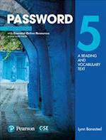 Password 5