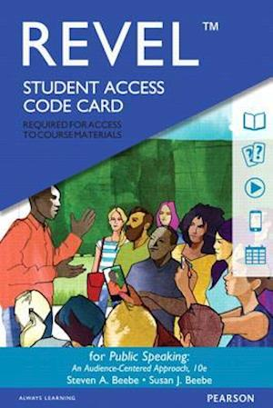 Public Speaking Revel Access Code