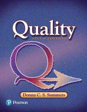 Bog, hardback Quality af Donna C. S. Summers