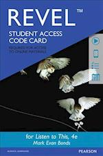 Revel for Listen to This -- Access Card