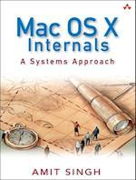 Mac OS X Internals af Amit Singh