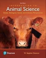 Introduction to Animal Science (Whats New in Trades Technology)