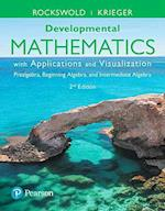 Mymathlab for Developmental Mathematics with Applications and Visualization