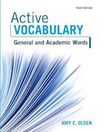 Active Vocabulary Plus Mylab Reading -- Access Card Package [With Access Code]