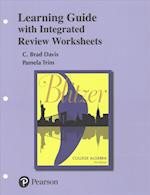 College Algebra Learning Guide with Integrated Review Worksheets