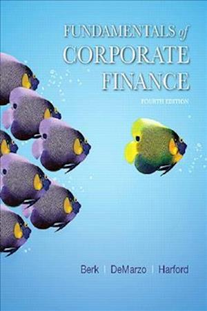 Bog, hardback Fundamentals of Corporate Finance af Jonathan Berk