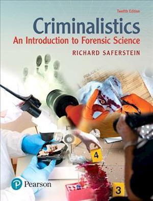 Bog, paperback Criminalistics af Richard Saferstein