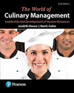 The World of Culinary Management (Whats New in Culinary Hospitality)