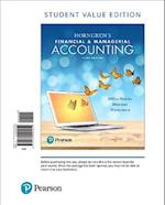 Horngren's Financial & Managerial Accounting, Student Value Edition