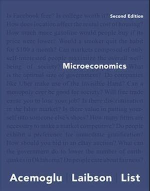 Bog, paperback Microeconomics af Daron Acemoglu, John List, David Laibson