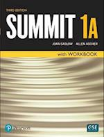 Summit Level 1 Student Book/Workbook Split a