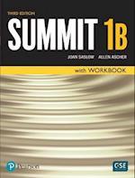 Summit Level 1 Student Book/Workbook Split B