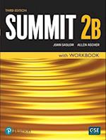 Summit Level 2 Student Book/Workbook Split B