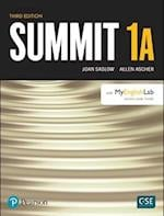 Summit Level 1 Student Book Split A W/ Myenglishlab