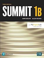 Summit Level 1 Student Book Split B W/ Myenglishlab