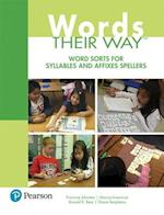 Word Sorts for Syllables and Affixes Spellers (Words Their Way)