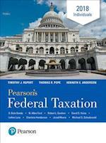 Pearson's Federal Taxation 2018 Individuals