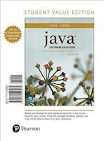 Java Software Solutions, Student Value Edition