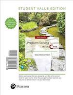 Problem Solving with C++, Student Value Edition