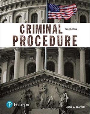 Bog, paperback Criminal Procedure af John L. Worrall