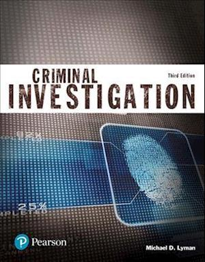 Bog, paperback Criminal Investigation af Michael D. Lyman