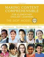 Making Content Comprehensible for Elementary English Learners + Enhanced Pearson Etext Access Card (SIOP)