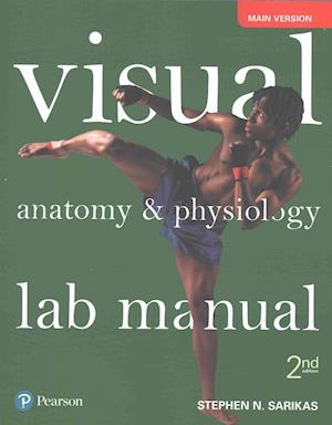 Bog, paperback Visual Anatomy & Physiology Lab Manual, Main Version af Stephen N. Sarikas
