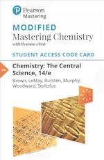 Modified Masteringchemistry with Pearson Etext -- Standalone Access Card -- For Chemistry