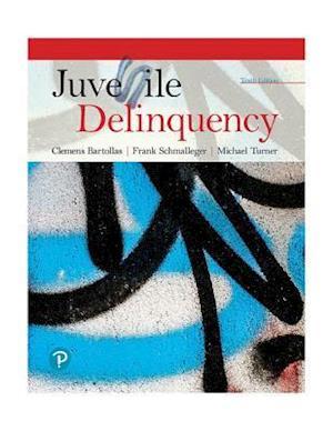 Bog, paperback Juvenile Delinquency af Clemens F. Bartollas